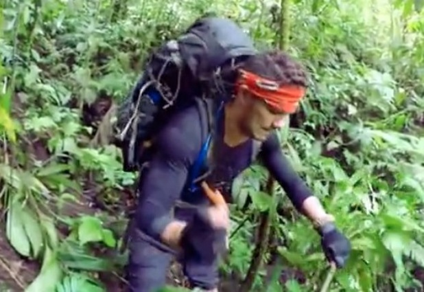 Max George: Bear Grylls - Mission Survive preview - 4 Feb 2015