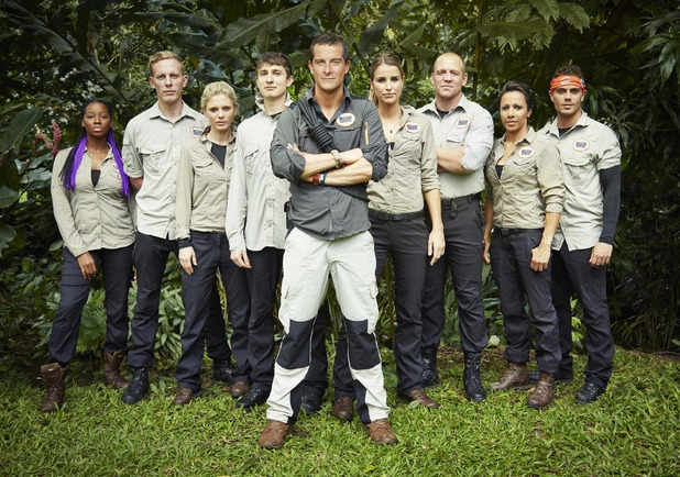 New ITV show, Bear Grylls' Mission Survive.