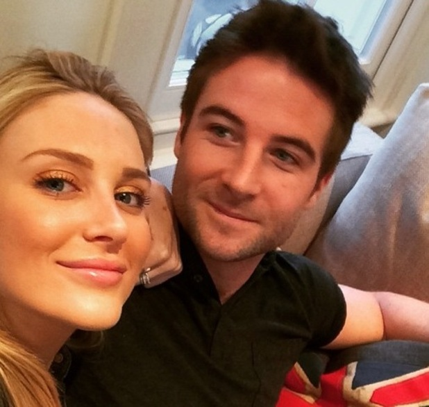 Stephanie Pratt and Josh Shepherd back in Chelsea 5 February