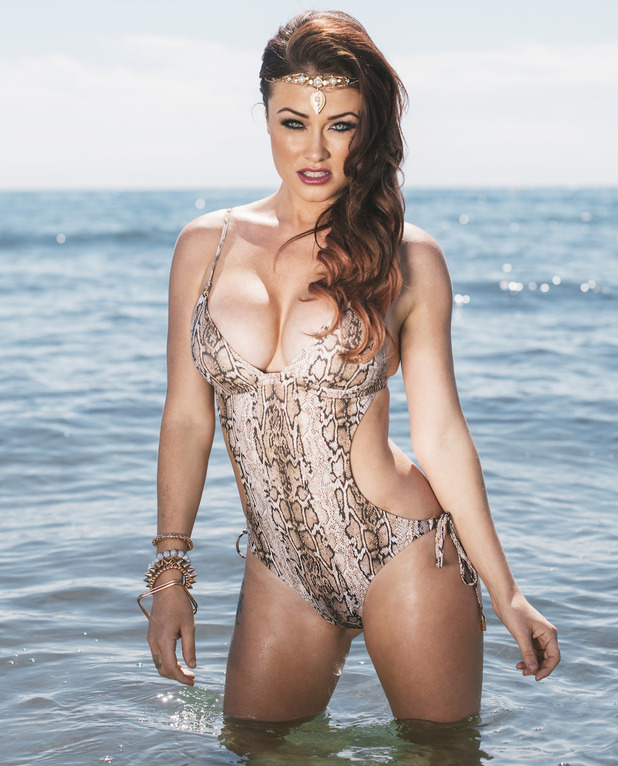 Jess Impiazzi, Third ex arrival on Ex On The Beach, MTV 3 February