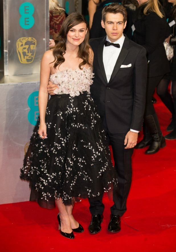 BAFTAs 2015: Eddie Redmayne, Reese Witherspoon and more
