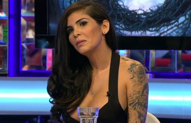 CBB: Cami Li appears on Big Brother's Bit on The Side, 5 February 2015