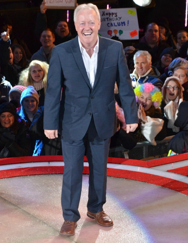 CBB: Keith Chegwin finishes in fourth place, 6 February 2015