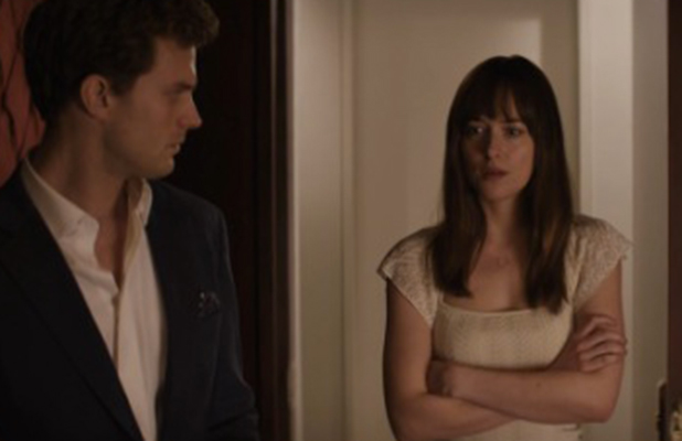 Fifty Shades of Grey: Christian introduces Ana to his playroom, new clip 5 February 2015