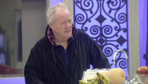 CBB: Keith Chegwin speaks about Cami Li's exit, 3 February 2015