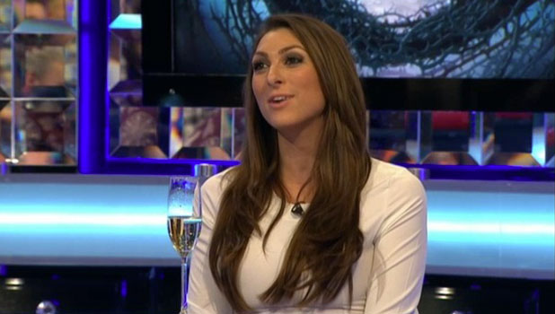 CBB: Luisa Zissman appears on BBBOTS, 4 February 2015