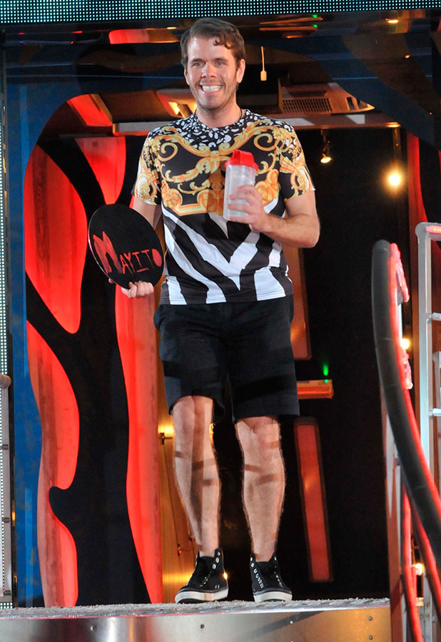 Perez Hilton is evicted from Celebrity Big Brother, 4 February 2015