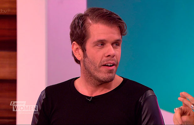 Perez Hilton discussing his time on 'Celebrity Big Brother', on 'Loose Women'. Broadcast on ITV1 HD.