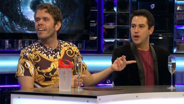 CBB: Perez Hilton and Kavana appear on BBBOTS, 4 February 2015