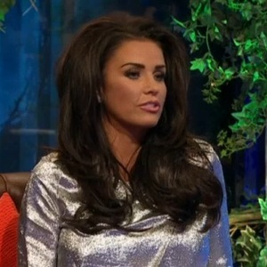 Katie Price on CBBBOTS 6 February