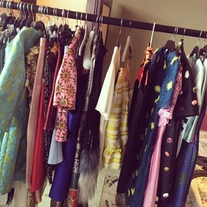 Clothes on Laura Whitmore's shoot