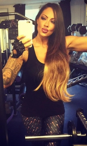 Jodie Marsh Hair Extensions 28