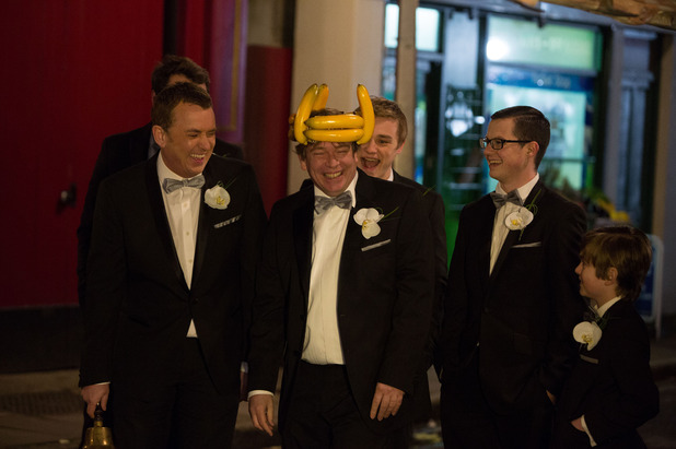 EastEnders, Ian's wedding day, Tue 17 Feb