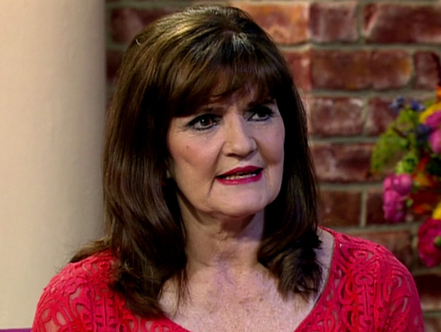 Anne Nolan appears on 'This Morning' to talk about losing her sister Bearnie and the reconciliation of her and her sisters - 11 Feb 2015