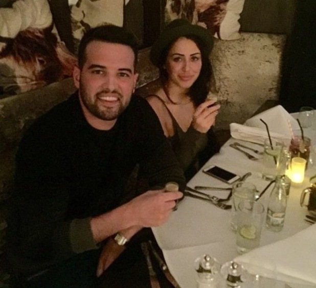 Ricky Rayment and Marnie Simpson, Rare Cow, Essex 8 February