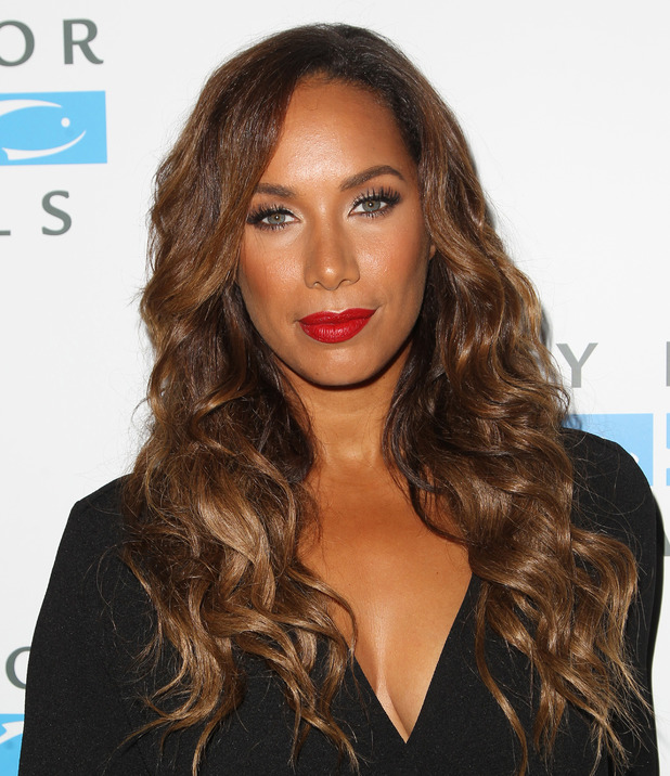 Leona Lewis, Mercy For Animals' 15th Anniversary Gala - Arrivals, 12 September 2014