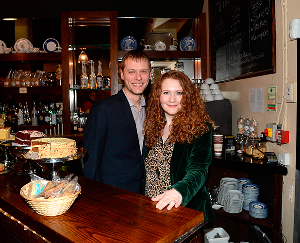 Jennie McAlpine launches Annies Tea Shop takeouts, 10 February 2015