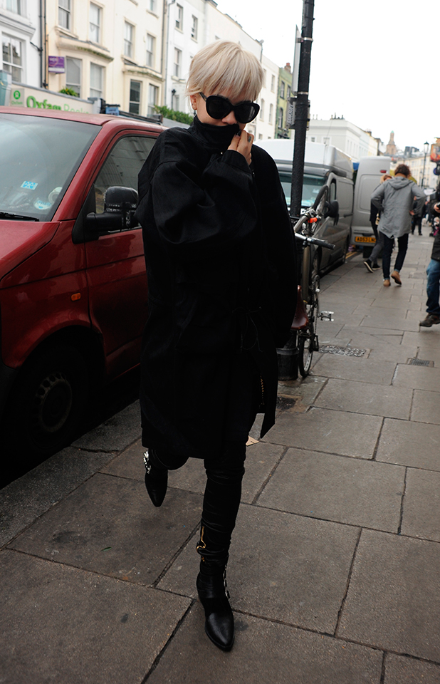 Rita Ora seen out and about in Notting Hill, 13 February 2015