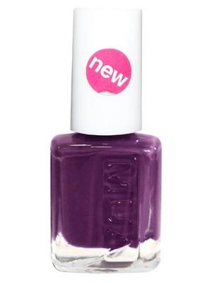 MUA Nail Polish Deepest Purple