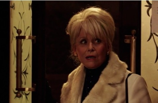 Barbara Windsor returns to EastEnders as Peggy Mitchell - new 30th Anniversary trailer - 16 Feb 2015