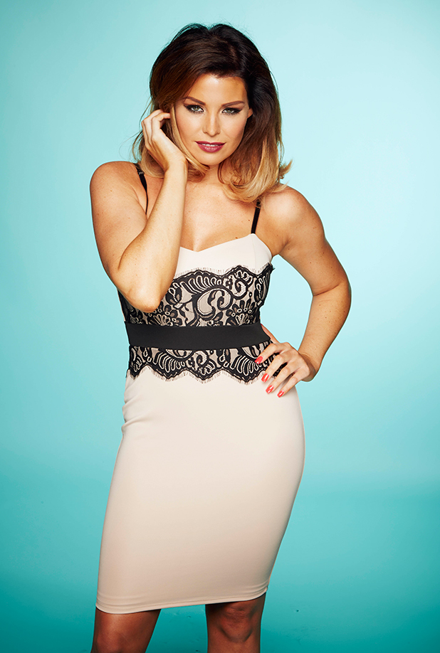 TOWIE Series 14: Cast member Jessica Wright
