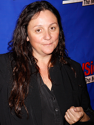 Kelly Cutrone at Perez Hilton's VIP opening night of 'Newsical The Musical' at the Kirk Theatre - Arrivals, 2015