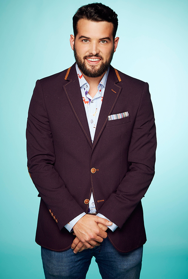 TOWIE Series 14: Cast member Ricky Rayment