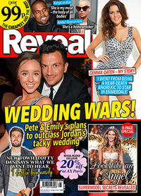 Reveal magazine issue 8, 2015. Cover image