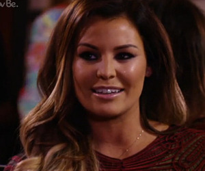 TOWIE: Jessica Wright talks about Ricky Rayment and Las Vegas, episode 25 February 2015