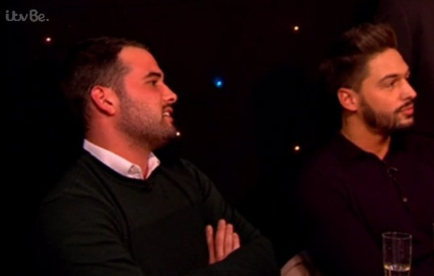 TOWIE's Ricky Rayment talks Jessica Wright split on TOWIE: All Back To Essex, ITVBe 22 February