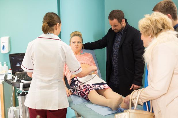 EastEnders, Linda's baby scan, Tue 3 Mar