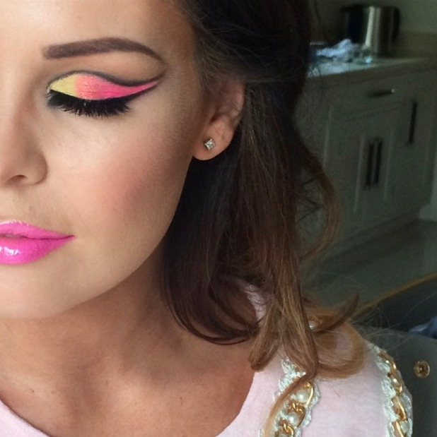 Jessica Wrightu0026#39;s Full Moon Party Make-up U2013 How To Get Her Look! - Beauty News - Reveal