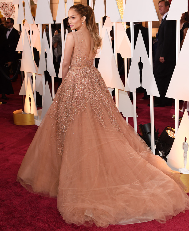 jennifer lopez, 87th Academy Awards, Oscars, Arrivals, Los Angeles, America - 22 Feb 2015