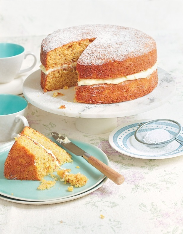 mary berry sunday orange spice cake from the royal marsden cancer cookbook