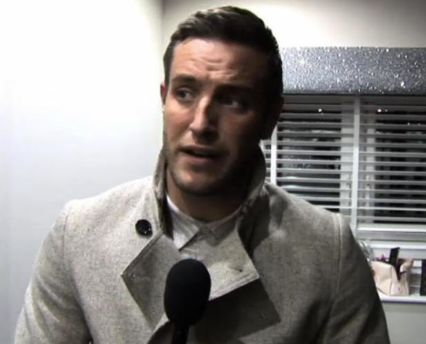 TOWIE's Elliott Wright speaks to official website, 22 February 2015