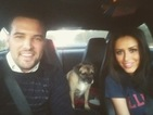 Ricky Rayment describes Marnie Simpson and dog Blake as his