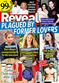Reveal magazine week nine cover, 2015