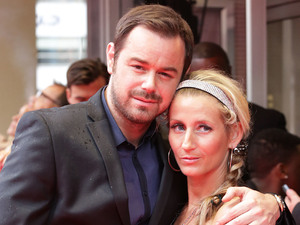 EastEnders' Danny Dyer engaged to Joanne Mas...after 25 years!