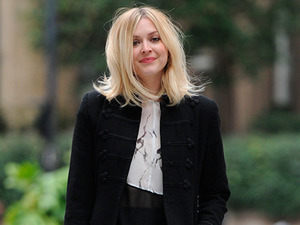 Pregnant Fearne Cotton is chic in monochrome after 'inspiring' weekend