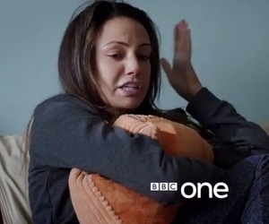 First-look at Michelle Keegan in new BBC drama Ordinary Lies - 4 March 2015.
