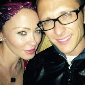 Natasha Hamilton and Ritchie Neville enjoy date night, Twitter 21 February