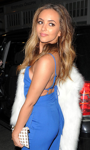 Jade Thirlwall at Oh My Love - pre London Fashion Week party at The Scotch - 5 February 2015.