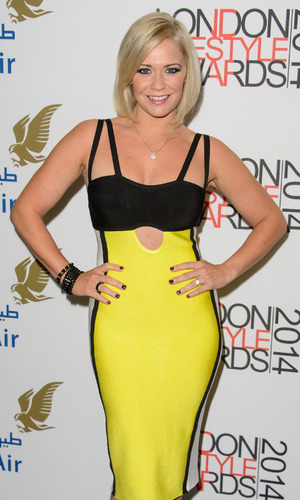 Suzanne Shaw, The 2014 London Lifestyle Awards held at the Troxy 8 October 2014