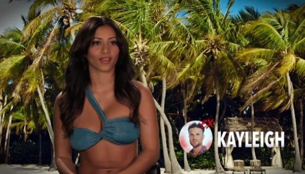 Kayleigh Morris talks Charlotte Crosby and her ex Adam Gabriel, Ex On The Beach, Ex Diaries 6 March