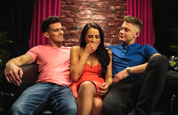 Marnie Simpson, Gary Beadle, Scott Timlin team up for Now TV advert 4 March