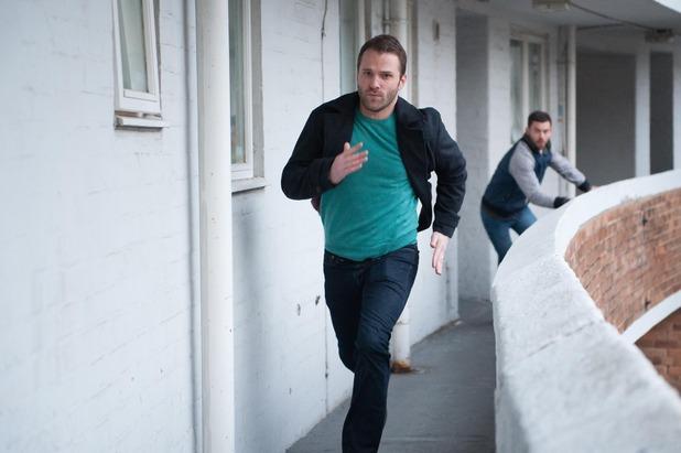 Hollyoaks, Lockie and Cameron rob a drug dealer, Thu 12 Mar
