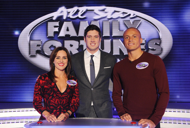 All Star Family Fortunes, Sun 15 Mar