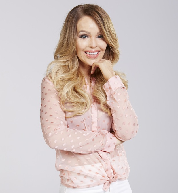 Katie Piper to host catwalk for people with visible differences at Ideal Home Show - 4 March 2015