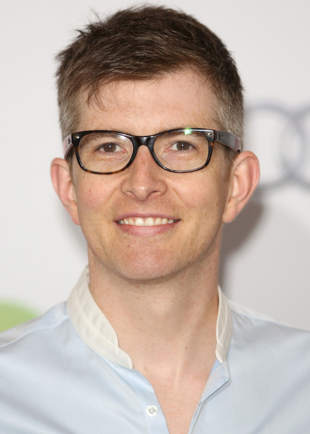Gareth Malone at The Nordoff Robbins Silver Clef Awards 2014 held at the Park Lane Hilton, London. 4 July 2015