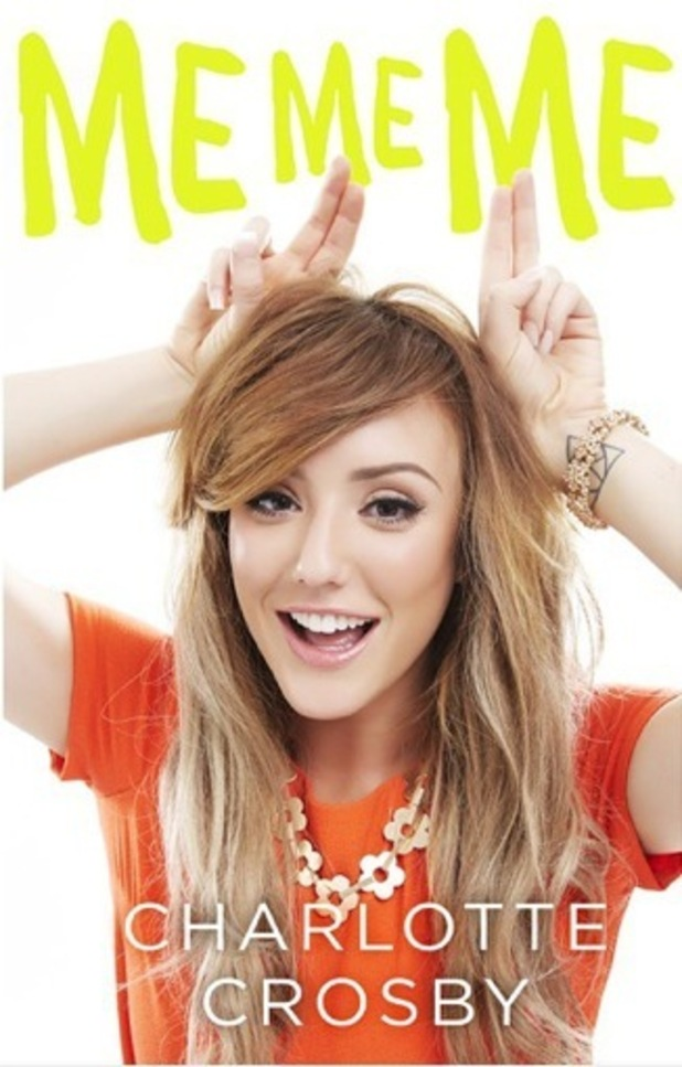 Charlotte Crosby reveals new autobiography Me Me Me, Instagram 4 March